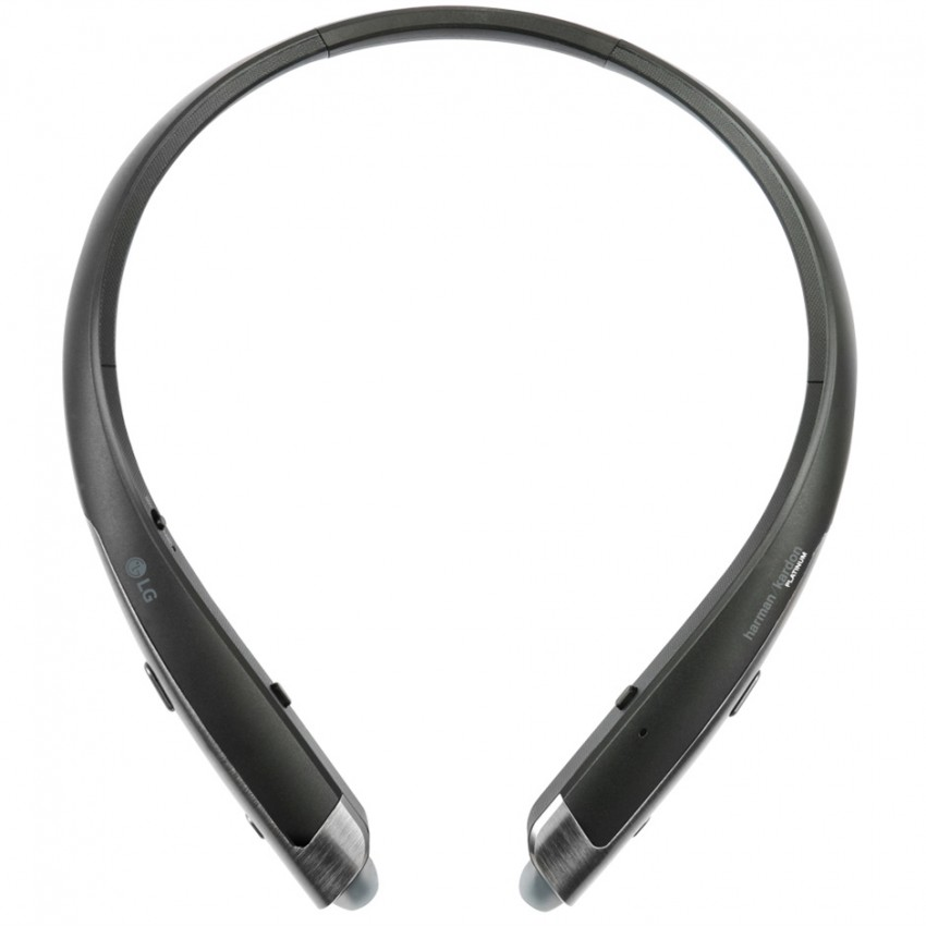 LG HBS-1100 TONE PLATINUM® Bluetooth® Wireless Stereo Headset Black