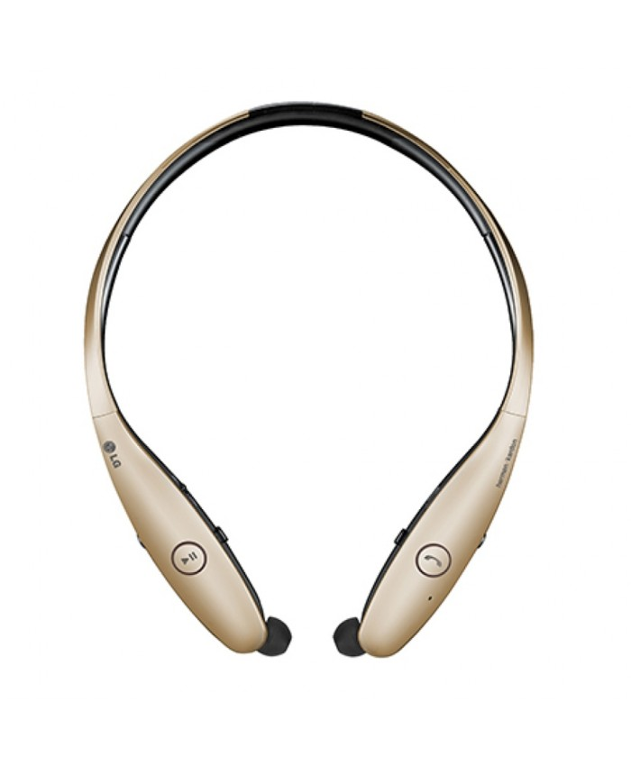 LG HBS-900 TONE INFINIM™ Wireless Stereo Headset Gold