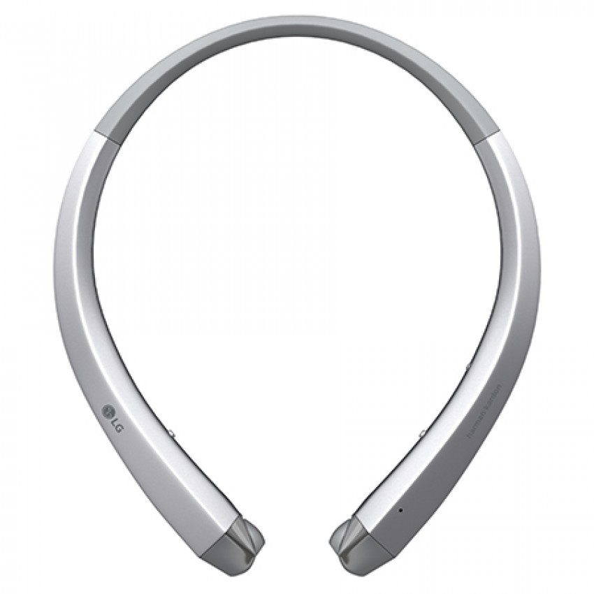 LG HBS-910 TONE INFINIM™ Wireless Stereo Headset Silver