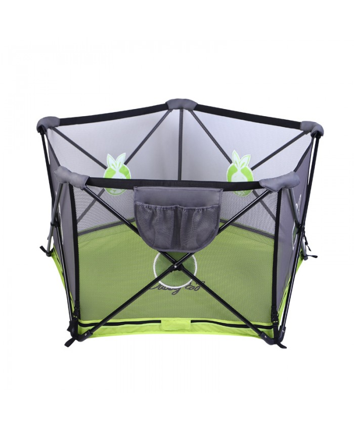 5-Panel Portable Play Yard Indoor & Outdoor
