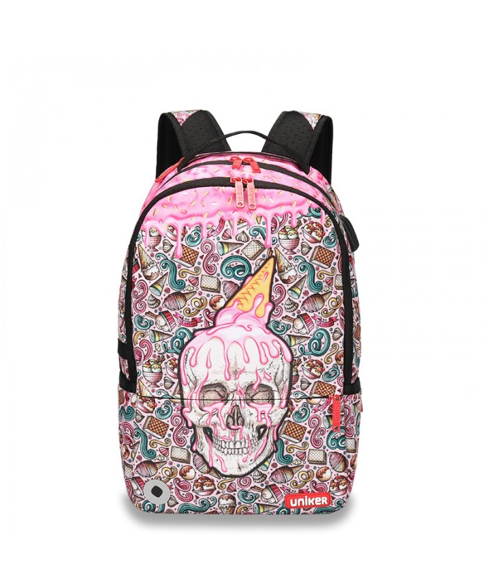 Ice Cream the backstreet style backpack