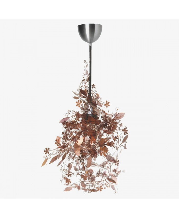 Habitat Tord Boontje's Garland light shade flower lamp pendant chandelier,Copper