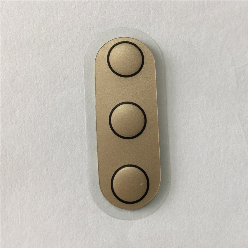 NFC Android Smart Button Golden