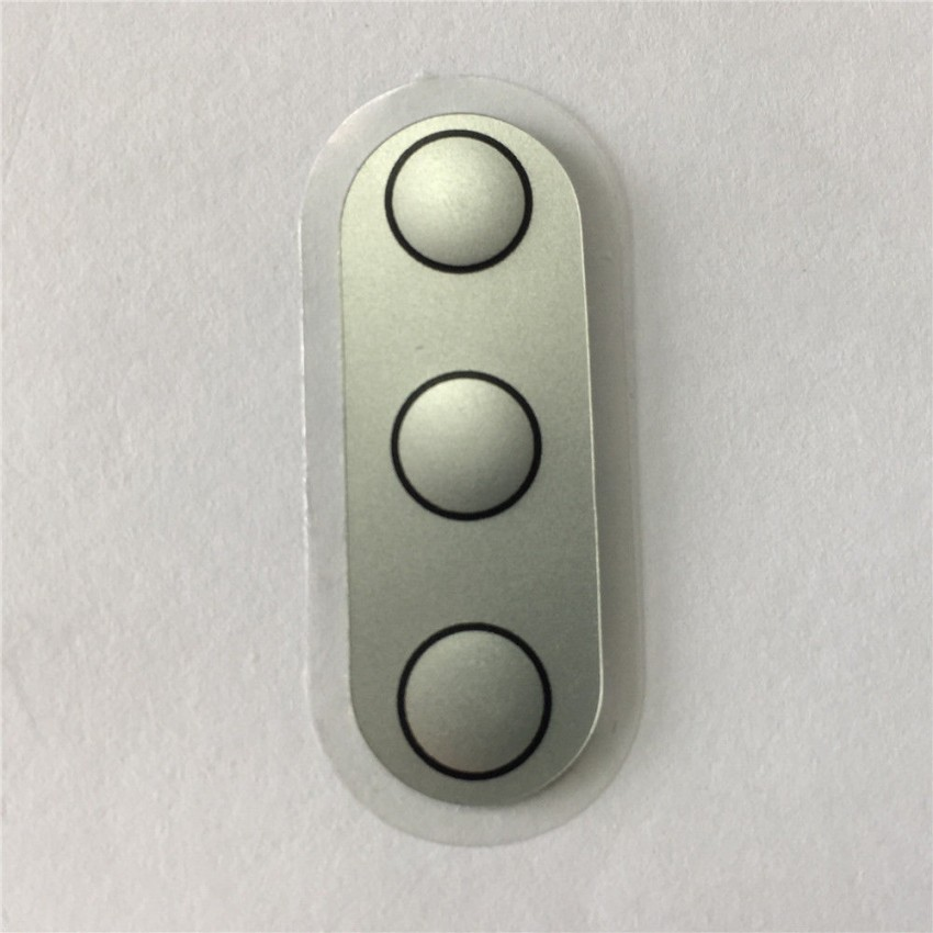 NFC Android Smart Button Sliver