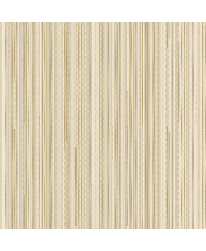 Beiges Stripes Wall Covering Decor Non-woven Wallpaper