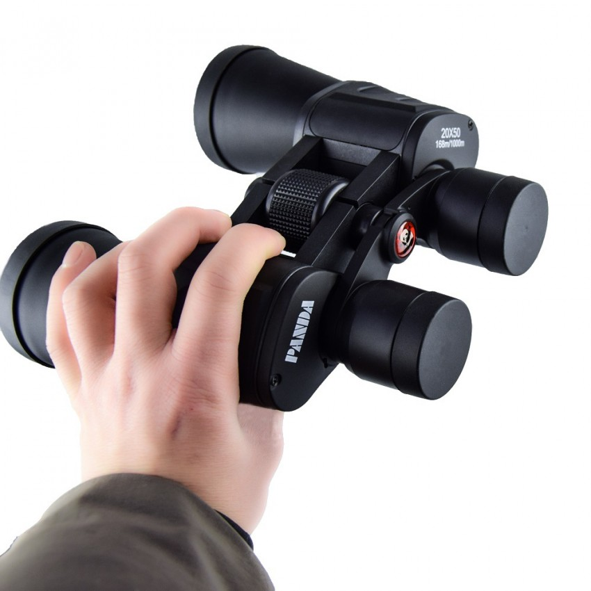High magnification, ultra-clear, large eyepiece field of view low light night vision outdoor goggles